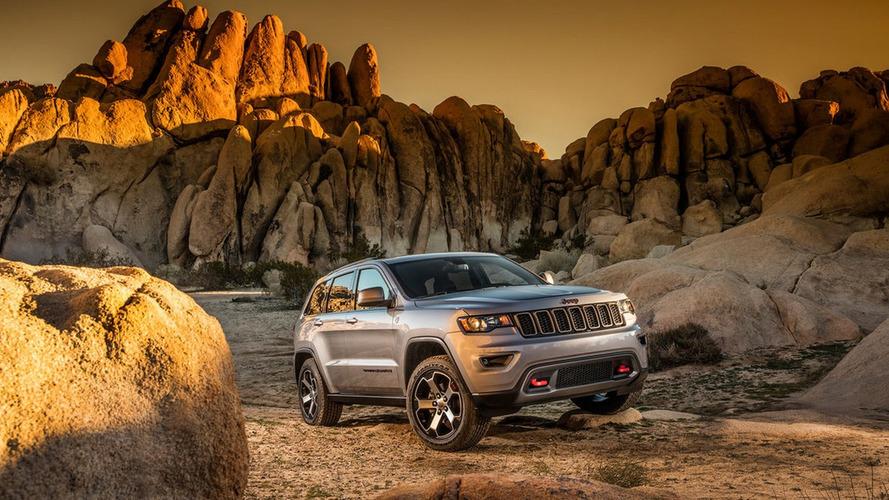 Une plate-forme Alfa Romeo pour le Grand Jeep Cherokee ?