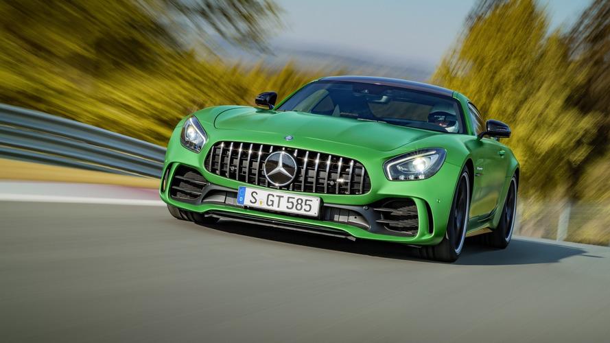 Mercedes-AMG GT R - Place aux tarifs !