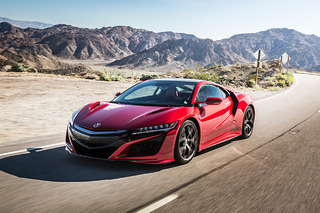 A Racy Honda NSX 'Type R' Could Be on the Way