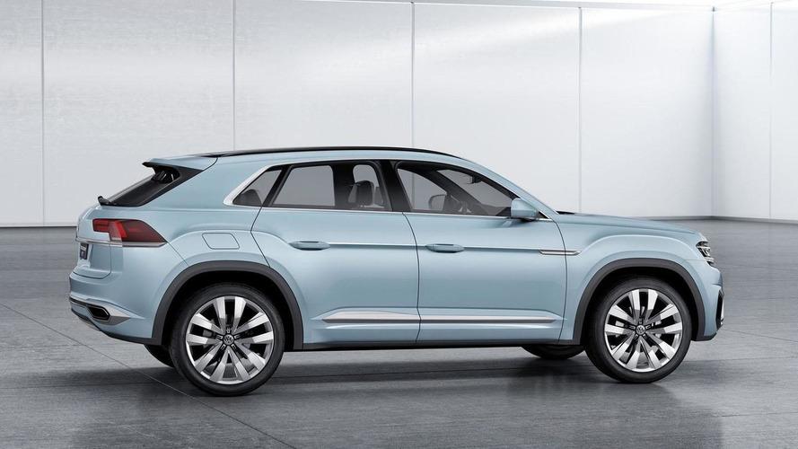 Un Volkswagen Tiguan Coupé en 2018 ?