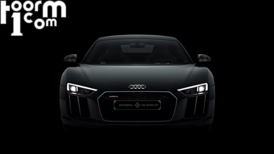 Audi R8 série spéciale Final Fantasy XV