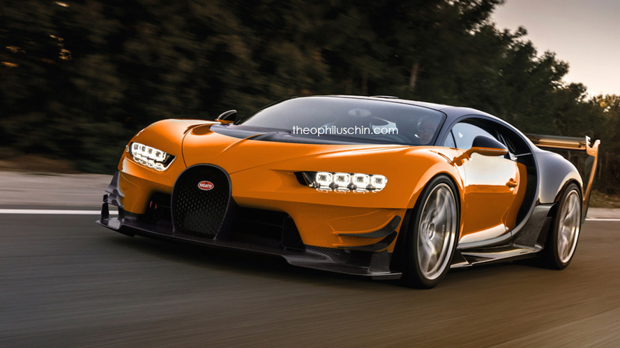 Is a Bugatti Chiron SuperSport even possible?