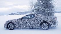 Yeni jenerasyon BMW 6 Serisi Coupe casus fotoğrafı