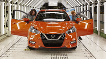 Micra production