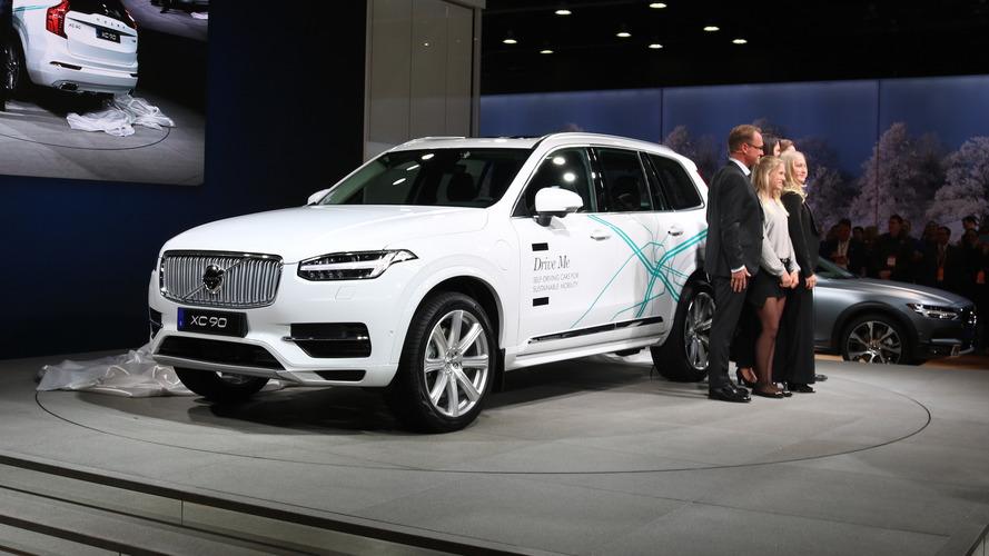 Volvo'nun otonom araçlarını müşteriler test edecek