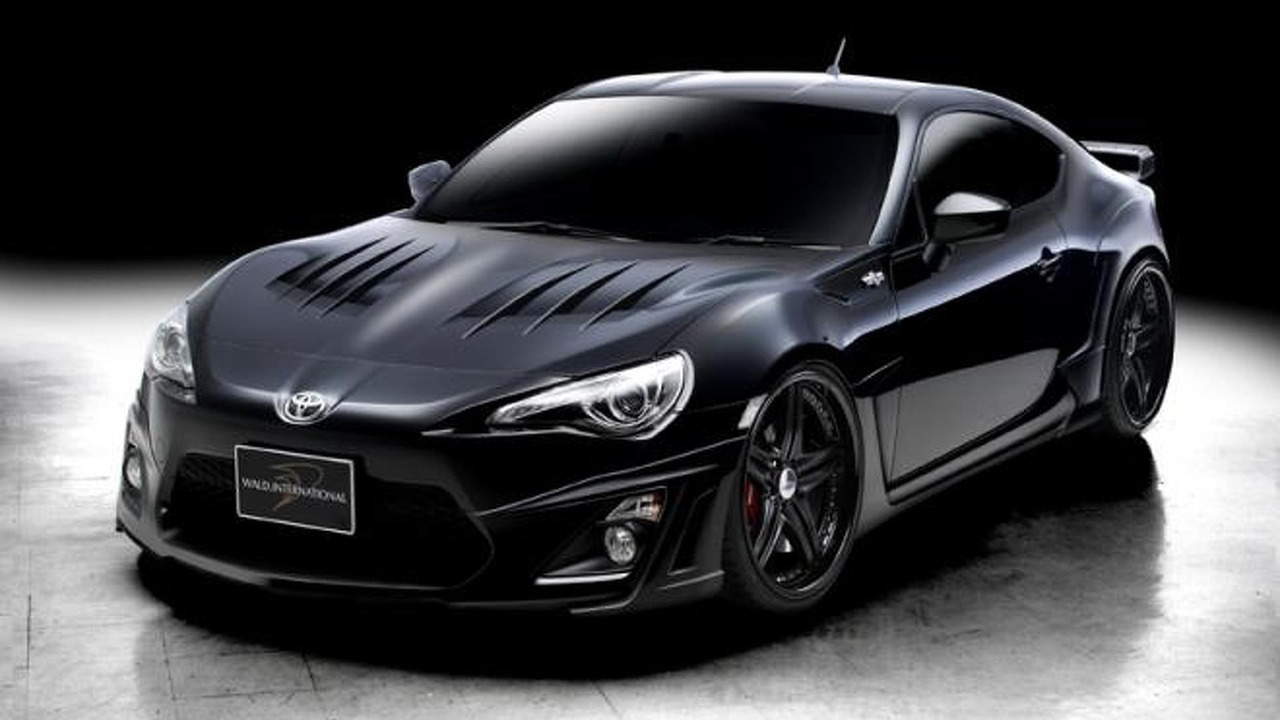 Toyota 86 Sports Line By Wald International 18.12.2012