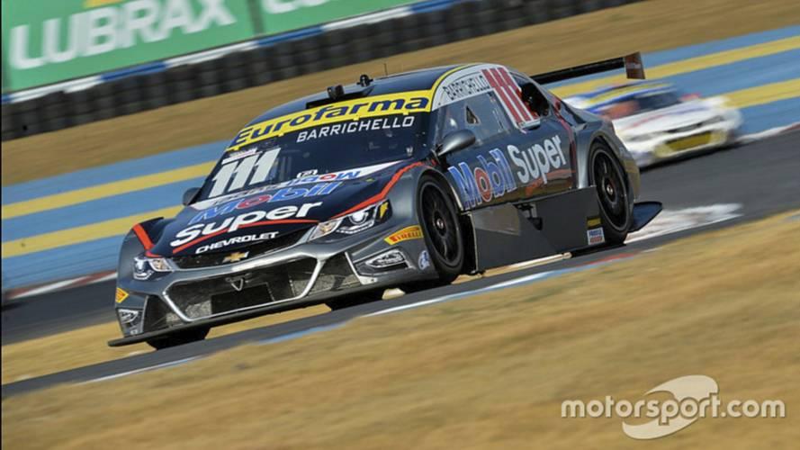 Stock Car: Rubens Barrichello vence corrida do Milhão pela 2ª vez
