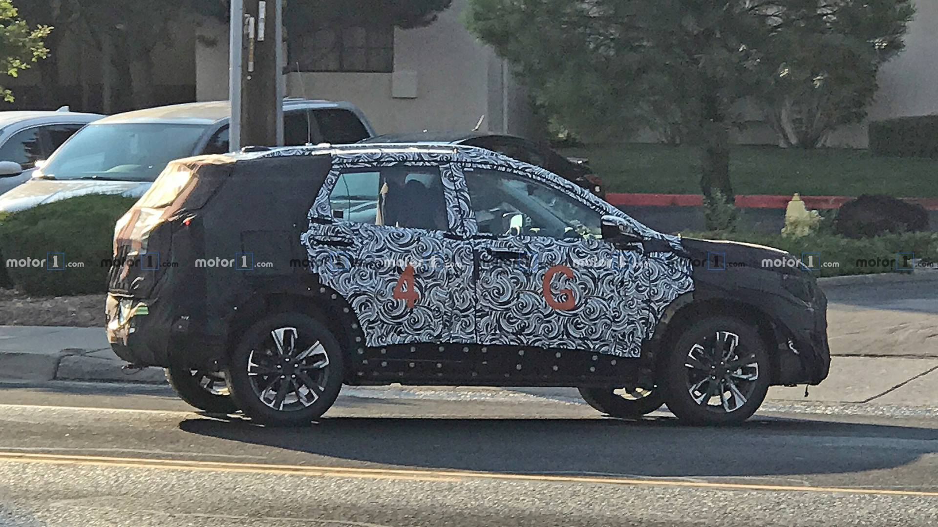 2019 - [Buick] Encore II - Page 2 Gmc-granite-spy-photos