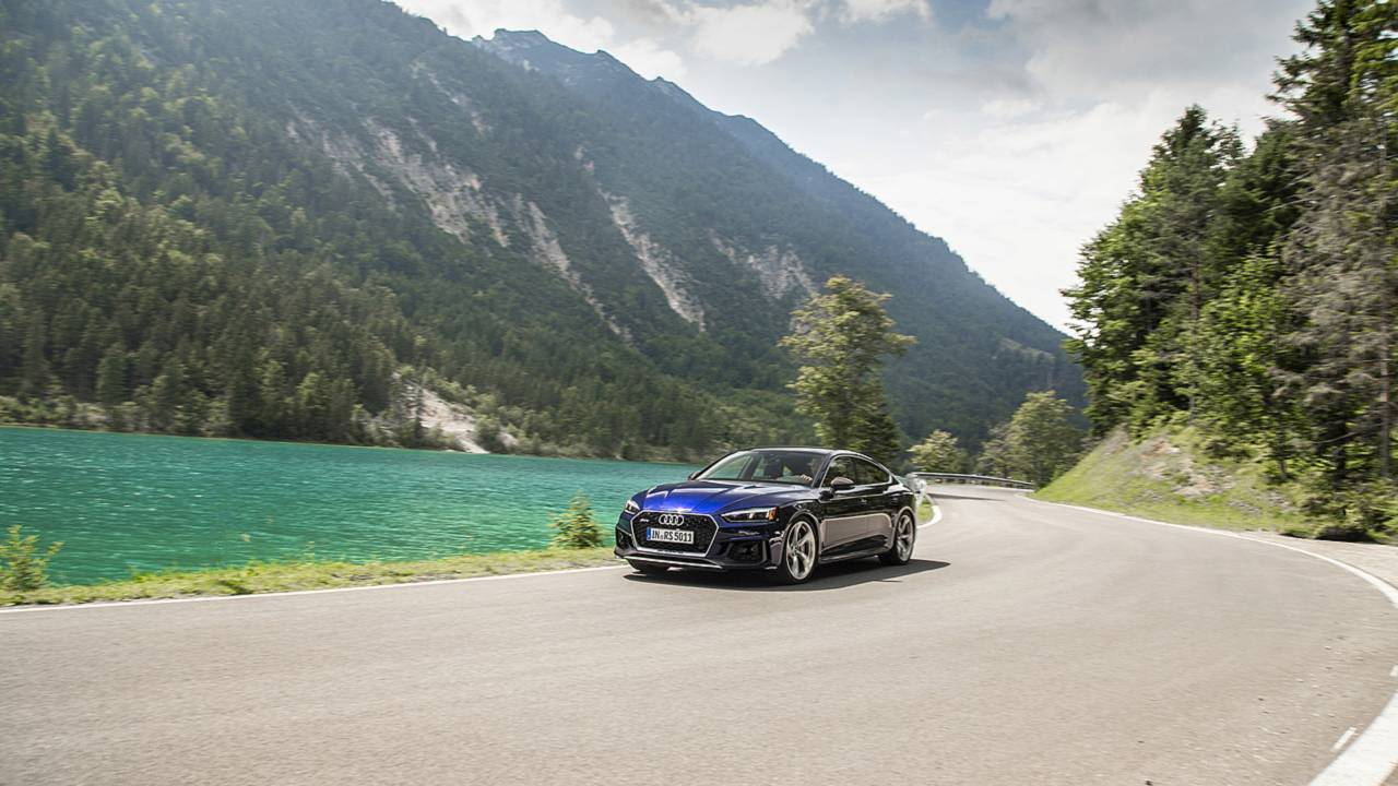 2019 Audi RS 5 Sportback First Drive: Adding Allure To The ...