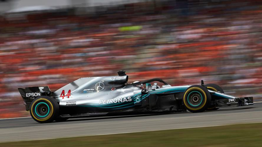 Hamilton: German GP crowd booing inspired me to victory