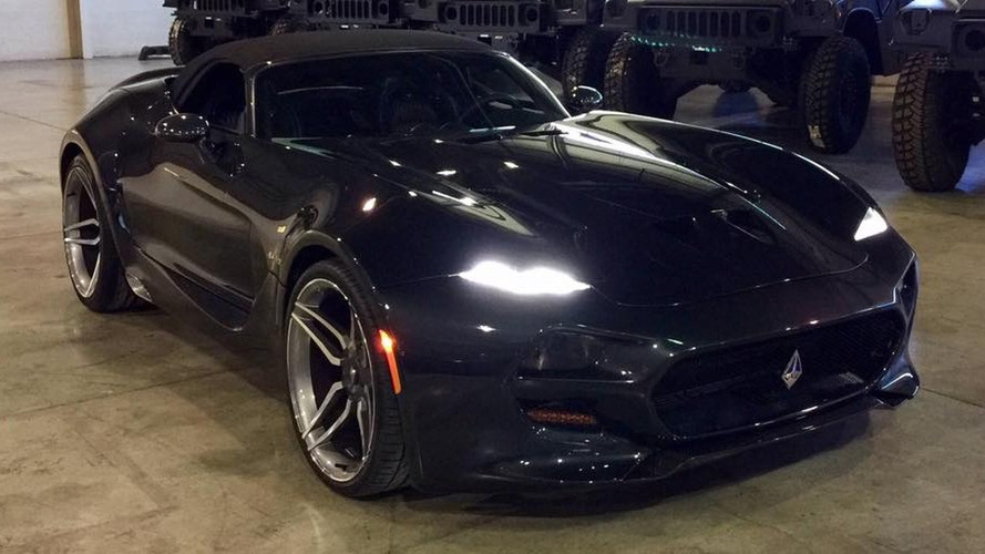 Viper-Powered VLF Force 1 Roadster Looks Hardcore
