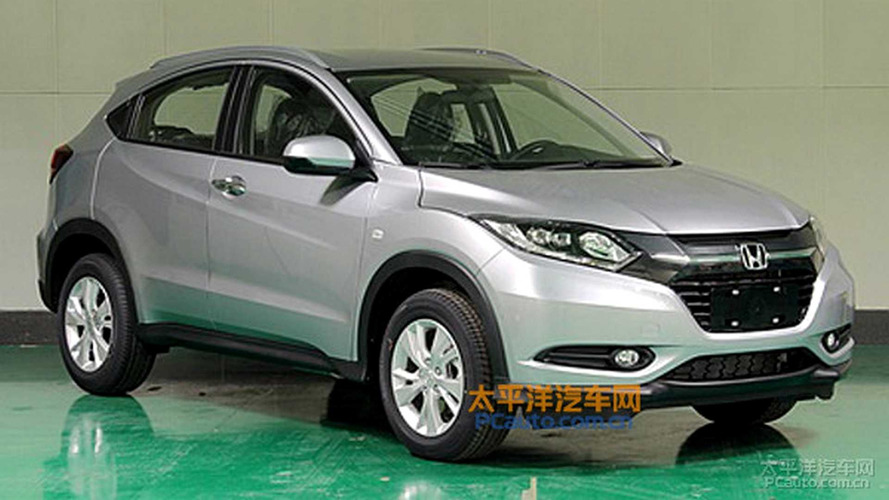 Honda Vezel (HR-V) terá faróis de LEDs de série