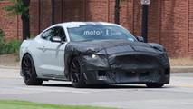 2019 Ford Mustang Shelby GT500 casus fotoğrafları