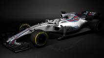 2017 Williams F1 aracı