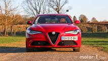 Essai Alfa Romeo Giulia 2017