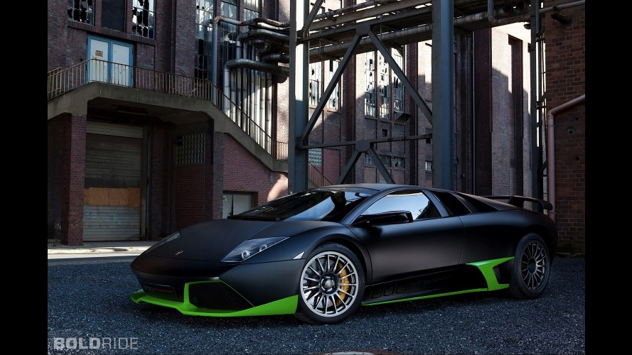 Edo Competition Lamborghini Murcielago LP750