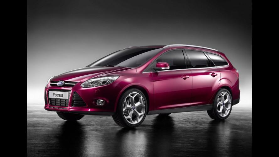 Ford revela o Novo Focus Station Wagon - Veja fotos em alta resolução