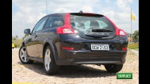 Garagem CARPLACE: Avaliação do Volvo C30 2.0 manual vem aí