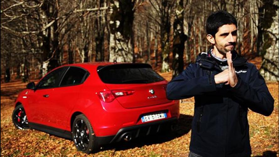 Alfa Romeo Giulietta Quadrifoglio Verde, si riparte da qui
