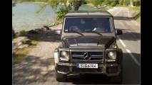Mercedes G 63 AMG im Test