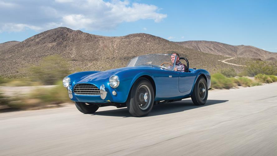Nine new 1962 AC Cobra Legacy Series replicas to be built