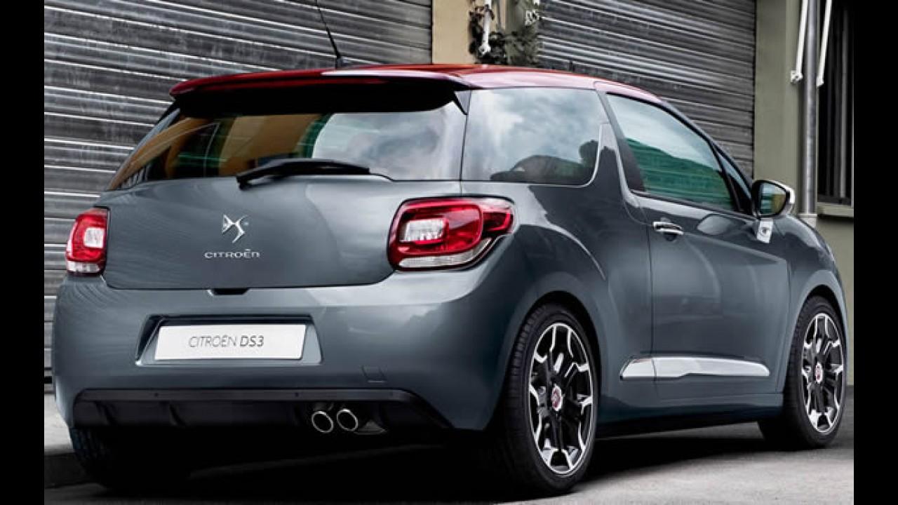 Citroën divulga preços de todas as versões do novo DS3 para Alemanha - Inicial é R$ 39.400