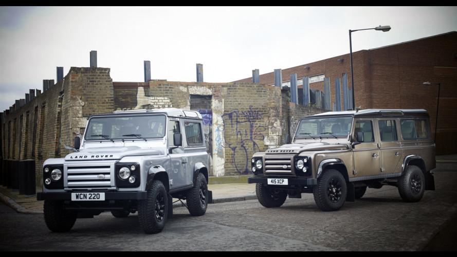 Nuovo Land Rover Defender: quale futuro dopo il concept?