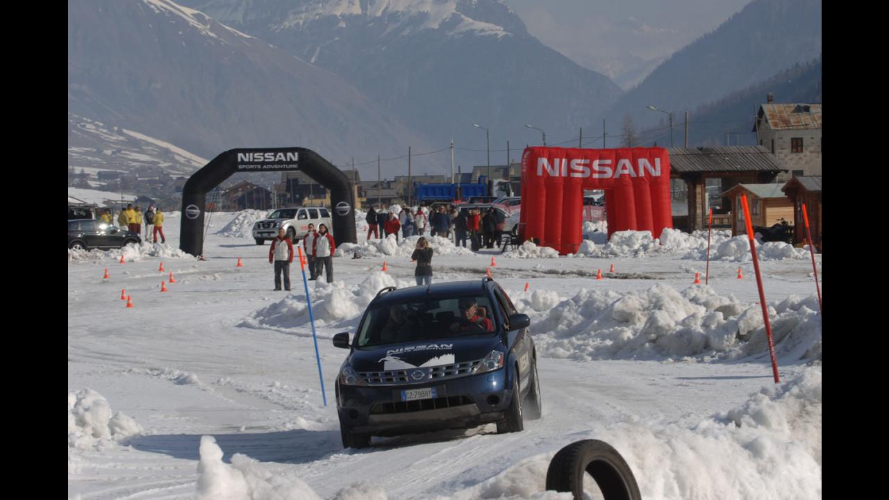Nissan Snow Camp 2007-2008
