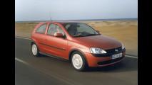 La storia della Opel Corsa GSi