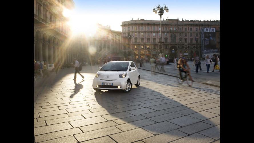 Nuovo richiamo Toyota: l'iQ ha problemi al servosterzo