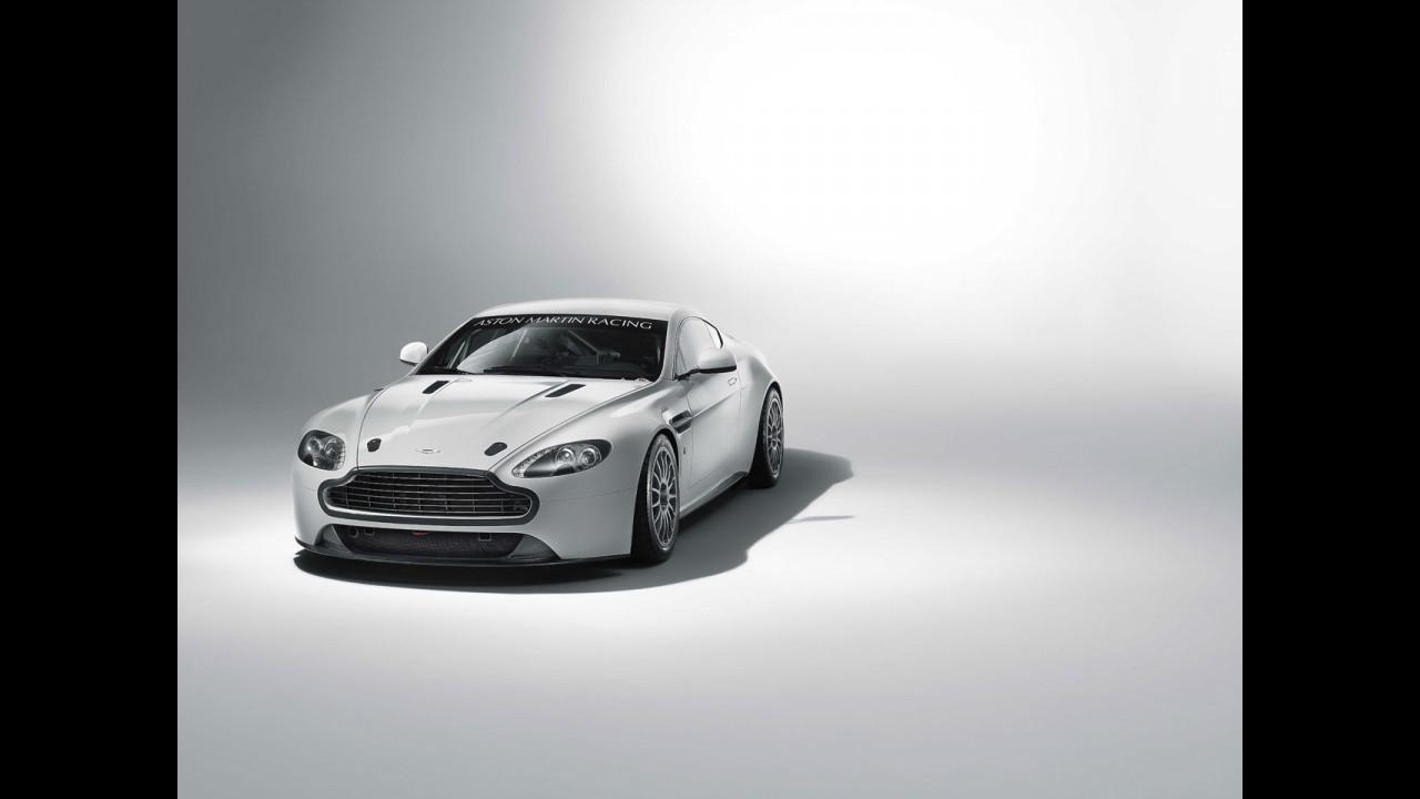 Nuova Aston Martin Vantage GT4 