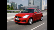 Suzuki Swift è pronta per l'America