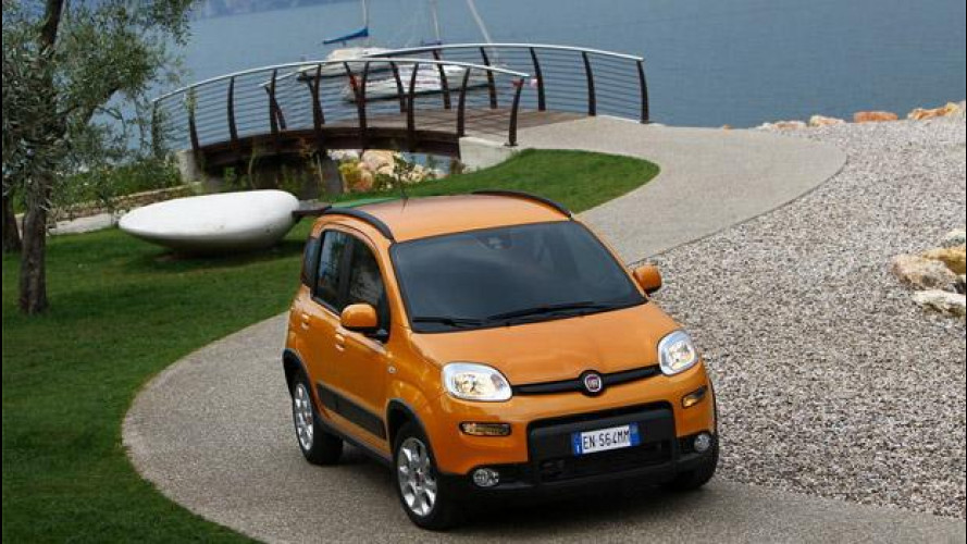 Le auto più vendute in Italia nel 2013, la classifica di metà anno