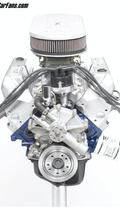 Legendary Ford BOSS 302 Crate Engine