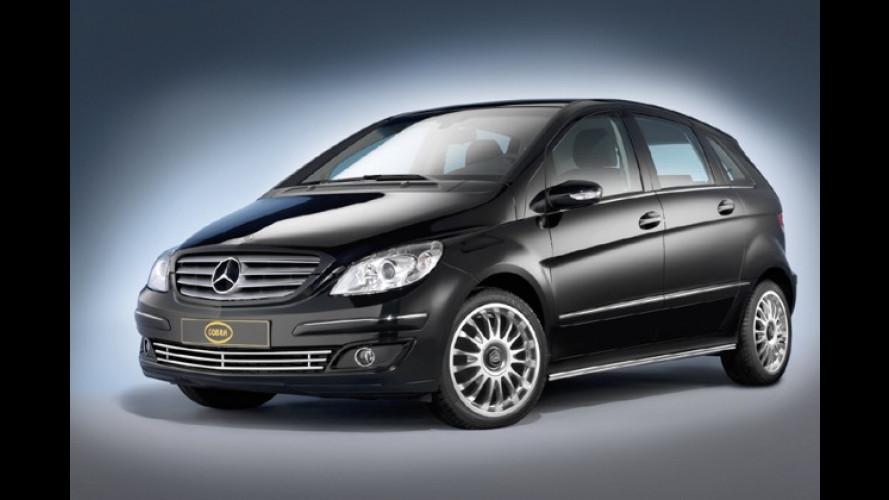 Chrom und Räder: Cobra tunt die Mercedes B-Klasse