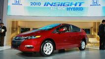 Honda Insight at 2009 NAIAS