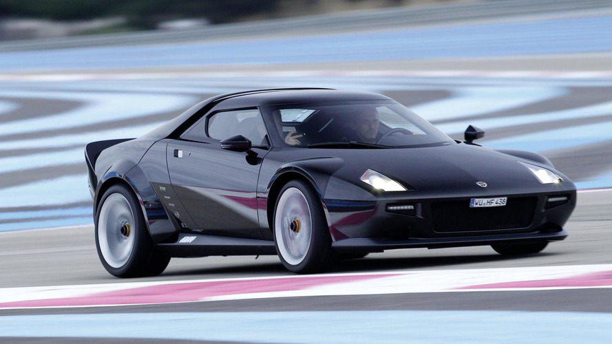The Lancia Stratos looks set to make a comeback