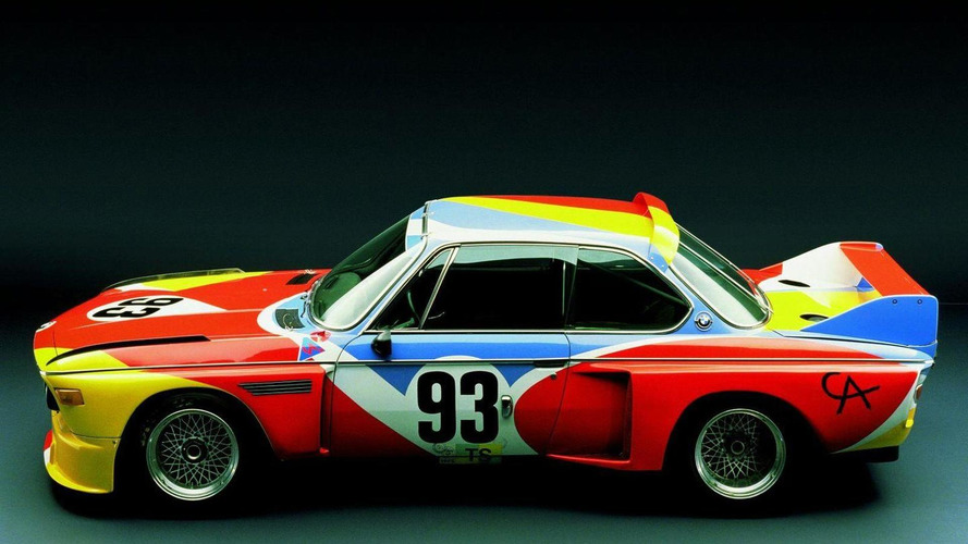 BMW Art Car Collection gets virtual video tour [video]
