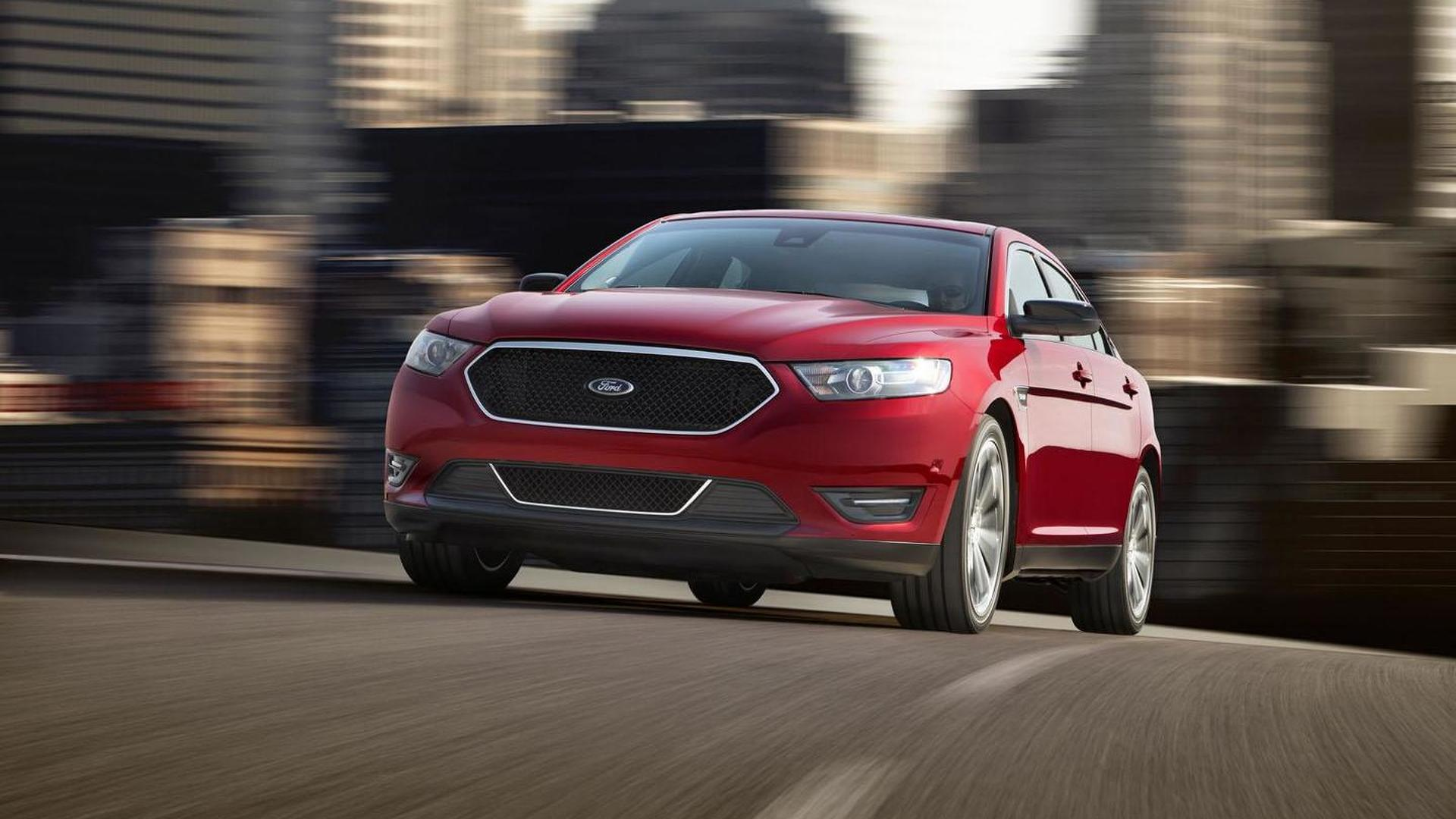 2016 Ford Taurus to be based on the Fusion feature a significant