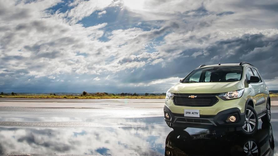 Semana Motor1.com: Nova Chevrolet Spin, lançamentos da FCA e mais