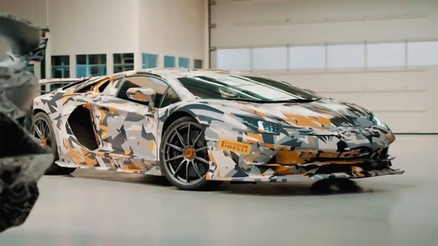 Szinte biztosan nürburgringi rekordot döntött a Lamborghini Aventador SVJ