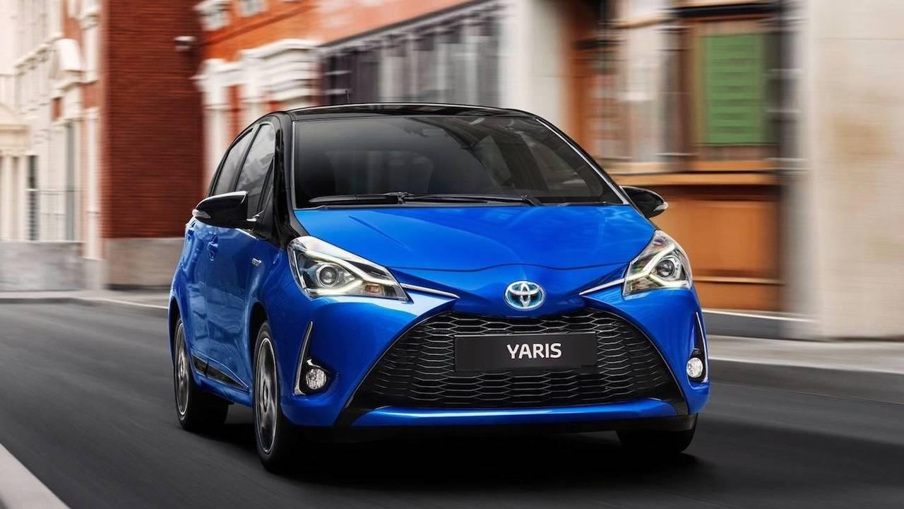 Toyota Yaris 3 Puertas 2018