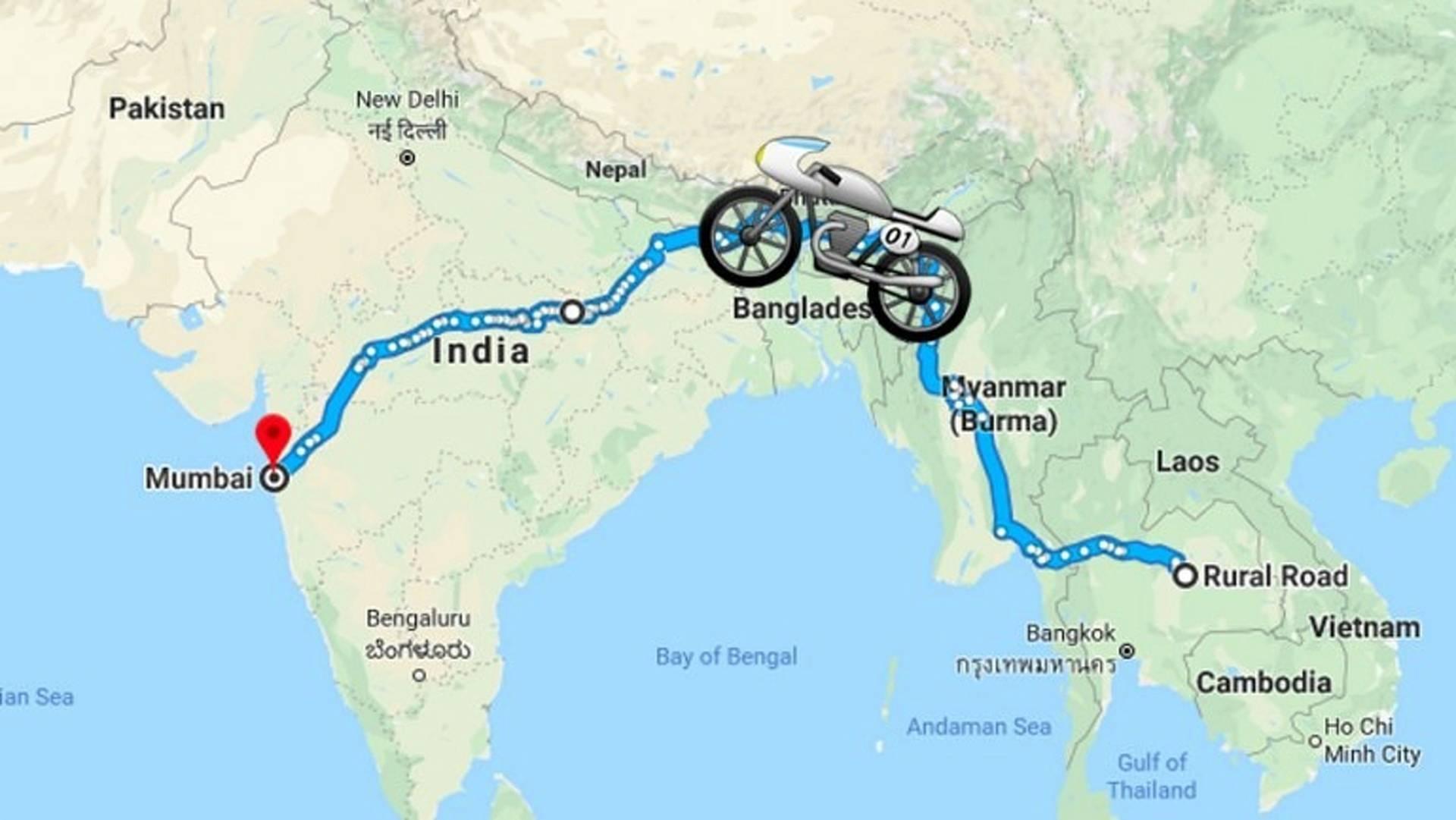Google maps ter funo para motociclistas reheart Images