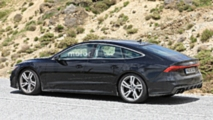 Audi S7 Spy Photos