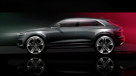 """Audi Says It Has """"So Many Ideas"""" For Q9"""