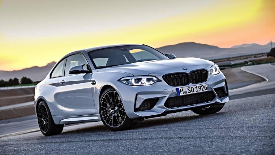 BMW M2 Competition, piccola col cuore da grande