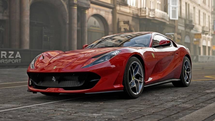 Forza Motorsport 7 - Sept nouvelles voitures !