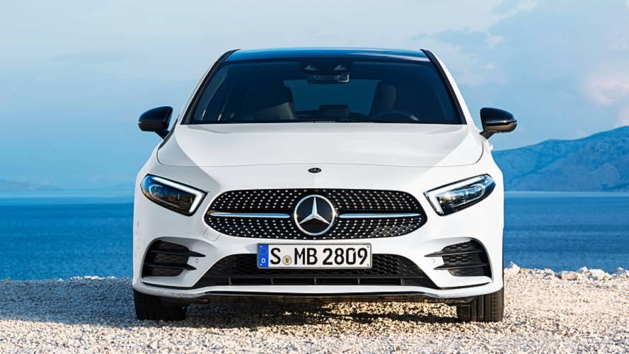 Nuova Mercedes Classe A e le rivali