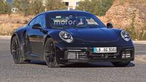 2019 Porsche 911 Turbo Spy Photo