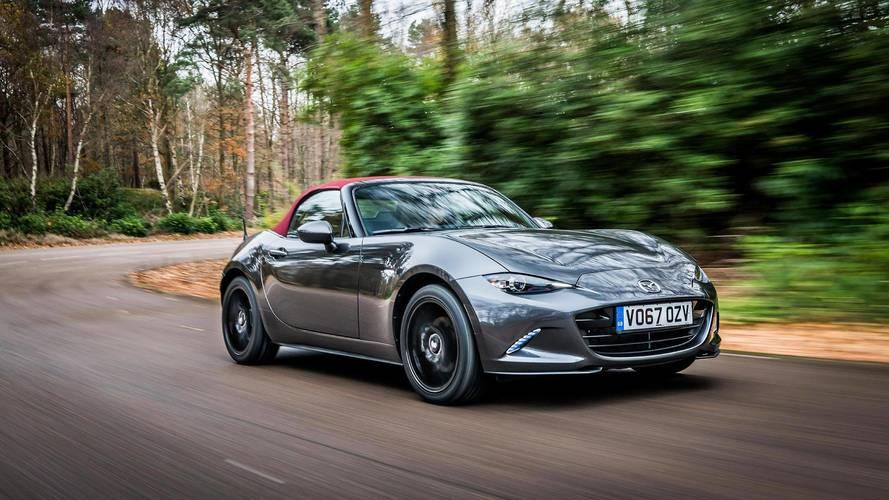 Mazda MX-5'in sınırlı sayıdaki Z-Sport versiyonu duyuruldu